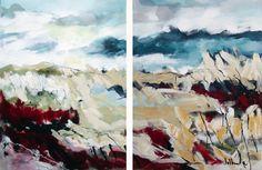 "Jac Volbeda ""Autumn Baleshare"" 120 x 80 cm"