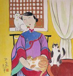 Artist: Hu Yongkai