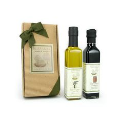 chocolate flavored olive oil ...