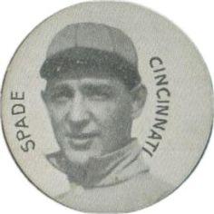 1909-11 Colgan's Chips Stars of the Diamond E254 #NNO Bob Spade Front