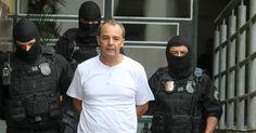 Sem visitas e sem festa: o primeiro aniversário de Cabral na prisão