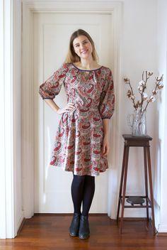 Stone Cold Comfort: A Liberty Print Dress...