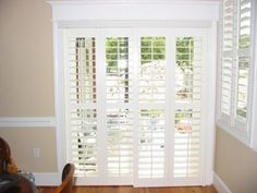 Sliding Plantation Shutters   Google Search