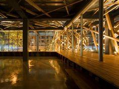 Urban Woods_Yoshiaki Oyabu Architects