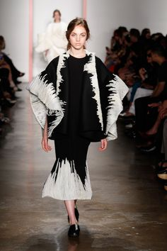 Parsons The New School for Design | Spring 2014 Ready-to-Wear Collection | Style.com