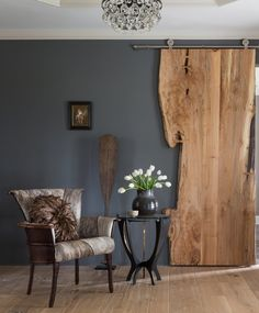 decorate inspiration file with raw and living edged wood 3 - Wood Designdecorate the inspiration file with raw and living edged wood 344 Ideas Diy Room wooden barn doors Sliding Barn Door Styles - 15 Sliding Barn Door Track, Interior Sliding Barn Doors, Sliding Doors, Entry Doors, Wooden Barn Doors, Wood Doors, Barn Door Designs, Wood Interiors, Home Interior Design