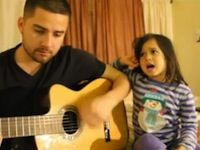 Watch the Daddy and Daughter Duo That the World has Fallen in Love With - This Will Make Your Day!