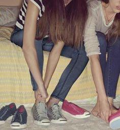<3 Converse