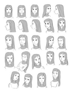 Sketch 365 drawing challenge Feb 25 by SovereignSky on DeviantArt Cartoon Faces Expressions, Cartoon Expression, Drawing Expressions, Expression Sheet, Facial Expressions, Character Poses, Character Sketches, Character Design Animation, Character Drawing