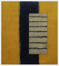 Soay 1993 Sean Scully Oil on linen
