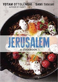 Jerusalem: A Cookbook: Yotam Ottolenghi, Sami Tamimi: 8601401254058: Amazon.com: Books