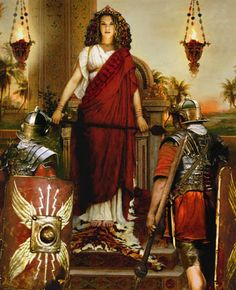 Queen Zenobia of Palmyra