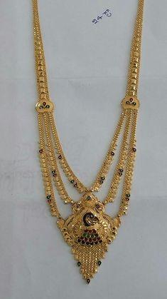 Ali baba Selani. Gold Mangalsutra Designs, Gold Earrings Designs, Gold Jewellery Design, Gold Designs, Necklace Designs, Gold Jewelry Simple, Gold Rings Jewelry, Amai, Ali Baba