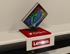 POS holder for Lenovo Yoga 2