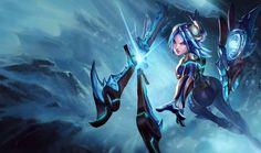 Frostblade Irelia | League of Legends