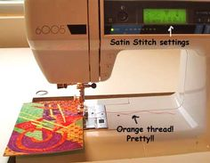 quilted postcards tutorial from Deb Richardson.... excellent.
