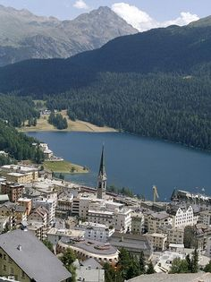St. Moritz - 8 months on and off and counting