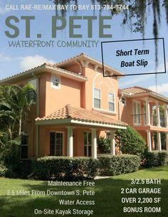 BEST NEIGHBORHOODS ST. PETERSBURG, FL