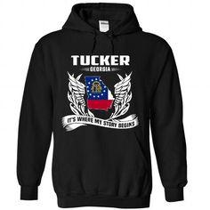 Awesome Tee TUCKER Shirts & Tees