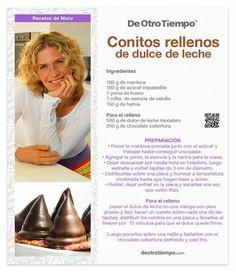#Recetas #MaruBotana #Chocolate #Cocina #DeotroTiempo #Reposteria