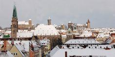 Nuremberg. Christmas Market Tour Link!