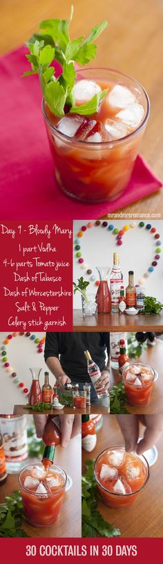 30 Cocktails in 30 Days – Day 9: the Bloody Mary
