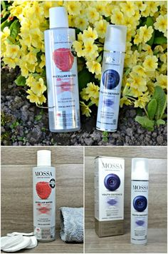 My new HG products - Mossa Micellar Water and Youth Defence Moisturising Antioxidant Day Cream via @beautybymissl #skincare #organicskincare #beauty #review