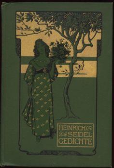 Heinrich Seidel, Gedichte (1903) - book cover