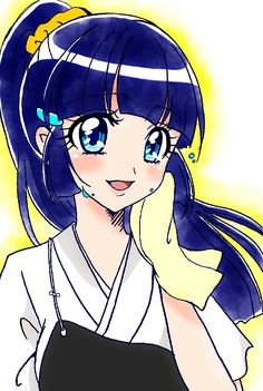 Smile Pretty Cure, Futari Wa Pretty Cure, Cute Little Drawings, Glitter Force, Angel Of Death, Female Anime, Manga Girl, Magical Girl, Miraculous Ladybug