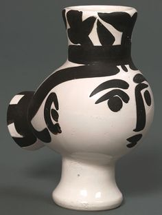 Pablo Picasso was undoubtedly one of the C20th's greatest painters but I've always had a liking for his ceramics, possibly more than the pai...
