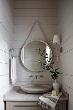 Clearly the bathoom in a home serves a purpose, but that doesn't mean it has to be boring. Decorate your powder room by adding some style and character, often in an easy and affordable way. Here are 25 tips to take your bathroom from drab to fab.