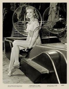 Forbidden Planet, Anne Francis, 1956 People Photo - 46 x 61 cm Great Sci Fi Movies, Robby The Robot, Anne Francis, Actrices Hollywood, Science Fiction Art, Fiction Movies, Cinema, Film Serie, Press Photo