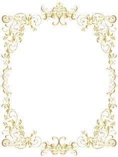 Wedding Frames, Wedding Cards, Floral Frames, Wedding Planning Boards, Wedding Invitation Background, Anna Griffin Cards, Decorative Borders, Borders For Paper, Frame Template