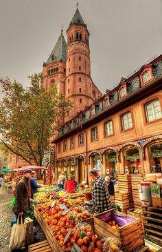 Mainz,Deutschland