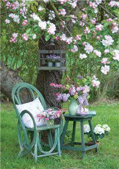 """Under the Blossom Tree"" ~"