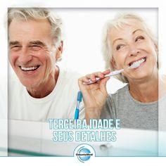 Cáries As cáries e os problemas com a raiz dos dentes são mais comuns em pessoas da terceira idade. Por isso é importante escovar com um creme dental que contenha flúor usar fio dental todos os dias e não deixar de ir ao dentista. Clinica OdontoMed/ Bacabal-MA Rua Manoel Alves de Abreu 504 Centro - Bacabal (99) 3621-0436 #OdontoMed #Sorriso #Odontologia #OdontomedBacabal #dentes #dente #dentista #dentistas #sorriso #smile #sorria #boca #implantes #bemestar #saudável #maça #dentistry #smiling…