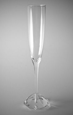 2 piece #unique-collection champagne glass and coaster by Mivalli Design