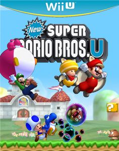 Super Mario Bros til WiiU