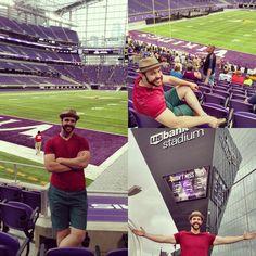 New Stadium tour