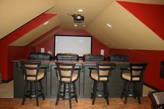 """Garage with Room Above 