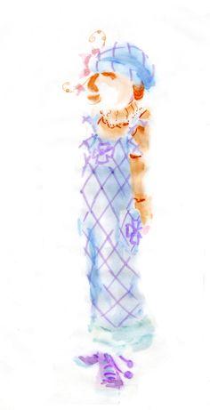Fairy Oak-Lavender Periwinkle | study of the color pallette #ElisabettaGnone #libri #books #romanzo #novel #art #drawing #picture #sketch #draw #artist #illustration #pencil #reading #fable #fiaba