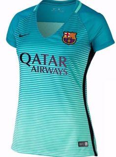 0a56d632b Nike fc barcelona women s third jersey 2016 17 qatar