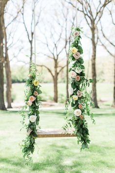 Wedding Wednesday :: Floral Swings Wallflower Designs - One July Photography Swing Photography, Outdoor Wedding Photography, Outdoor Weddings, Summer Photography, Wedding Swing, Garden Wedding, Wedding Tips, Wedding Blog, Studio Background Images