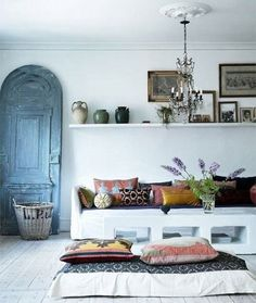 Moroccan Decor Style - www.nicespace.me