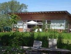 Ferienhaus,Holz Ökohaus, Ferienwohnung auf Usedom, Urlaub an der Ostsee, Halbinsel Gnitz, Zinnowitz