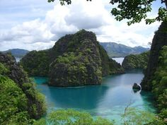 Paradise - Hiking through the island of Coron in the Philippines. 10:14am. Check out more photos at REI 1440 Project