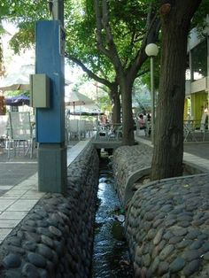 Mendoza, Argentina - I was dazzled at the canal system which brings the water from the Andes! Ushuaia, Chile, Southern Cone, Argentina South America, Drake Passage, Andes Mountains, Argentina Travel, Greatest Adventure, City Art