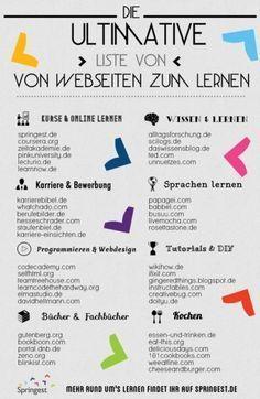 online lernen websiten liste