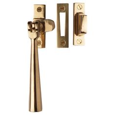 Code: Manufacturer Code: This Casement Fastener from Frelan comes with a mortise and hook plate, and is solidly designed.