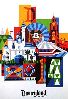 Disneyland 2014 have pjs with this print... Love!!